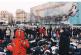 """Brasileiro prega para centenas nas ruas da Ucrânia: """"Falei da revolução que me transformou"""""""