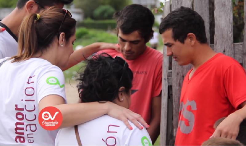 Igrejas vão às ruas e evangelizam mais de 100 mil pessoas, em Buenos Aires