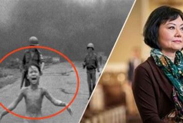 """""""Bombas me levaram a Cristo"""", diz vietnamita conhecida por foto histórica"""