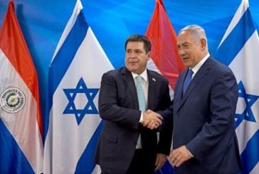 Paraguai inaugura sua embaixada em Jerusalém
