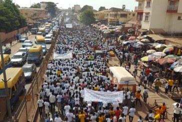 Milhares se reúnem para declarar que a África pertence a Jesus