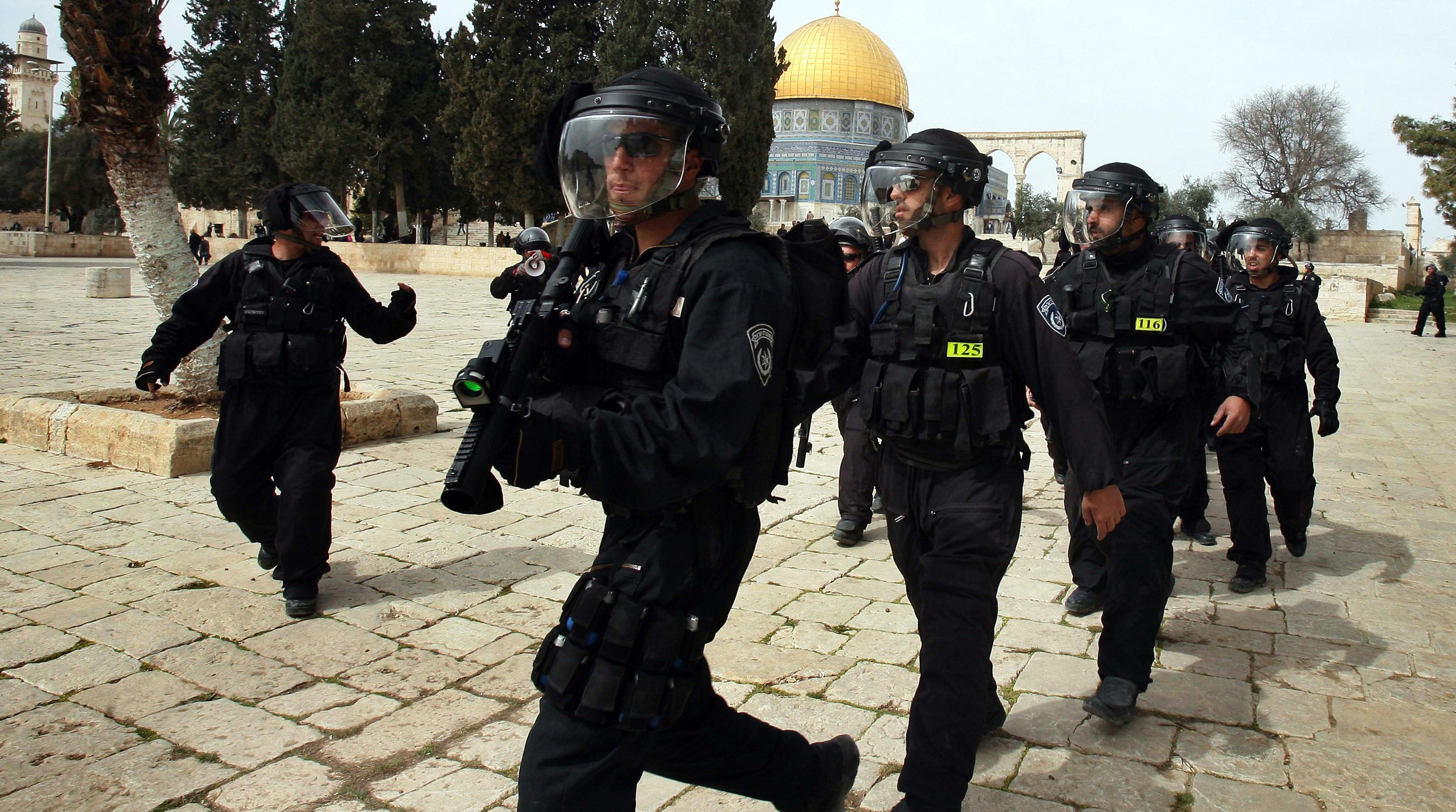 Israel aumenta a segurança de Jerusalém antes da mudança da embaixada dos EUA