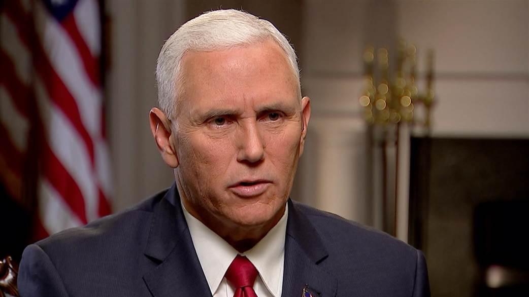 A oração é uma prática diária dentro da Casa Branca, diz vice-presidente dos EUA