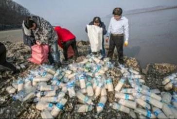 Missionários enviam arroz e Bíblias pelo mar para norte-coreanos