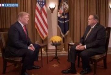 """Trump: """"Evangélicos valorizaram mais a mudança da embaixada que os judeus"""""""
