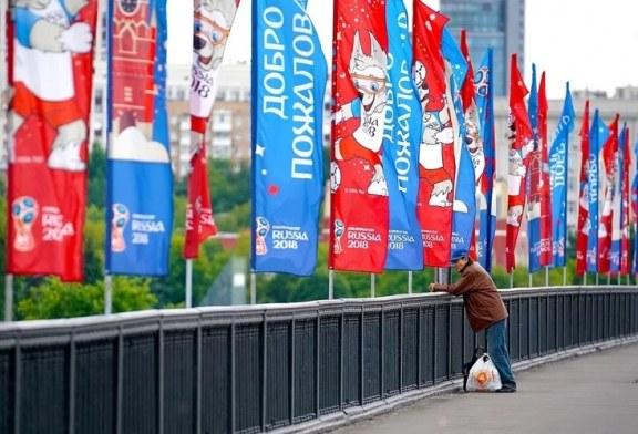 Igrejas irão enfrentar restrições e aproveitar Copa na Rússia para evangelizar
