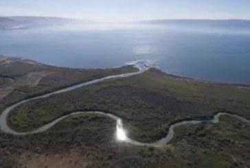"""Israel vai """"reabastecer"""" o mar da Galileia, após anos de seca"""