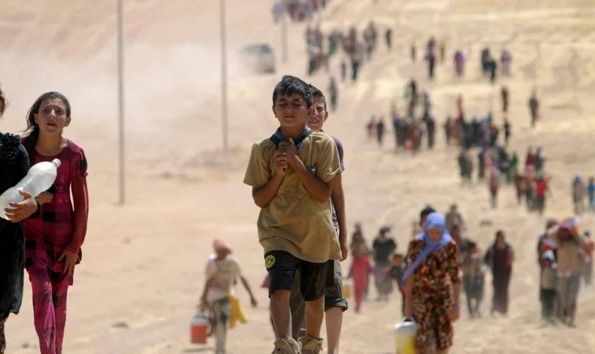 EUA enviam novos reforços para ajudar cristãos perseguidos no Iraque